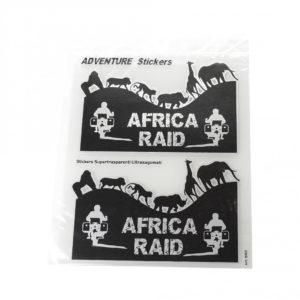 Adventure Stickers Africa Raid