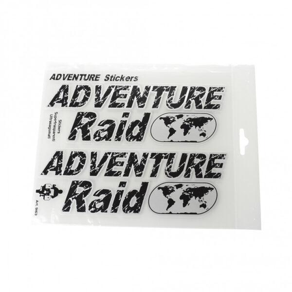 Adventure Stickers Adventure Raid