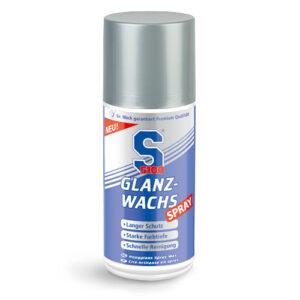 Hoogglans spray wax
